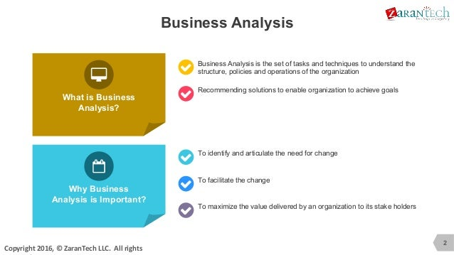 What Does A Business Analyst Do