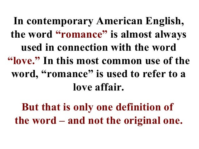 Online It Mean To Romantic Does What Be yet you?re