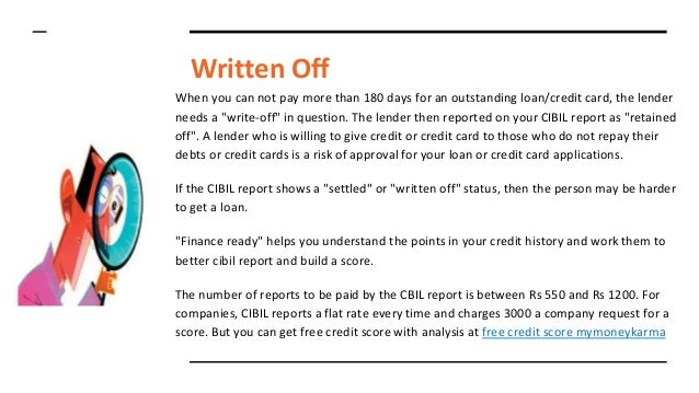 What Does Charge Off Mean On Credit Report >> What Does Status Like Closed Settled And Written Off