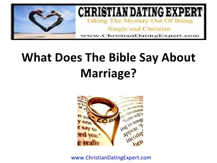 bible say about dating Double dating can be a help it is also a good idea to avoid prolonged, steady dating time and familiarity with another person can slowly but very surely break down our defenses it is a valuable guideline to consider dating as a hands-off activity.