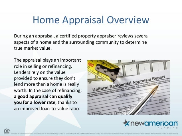 What do home appraisers look for home review for What does an appraiser look for