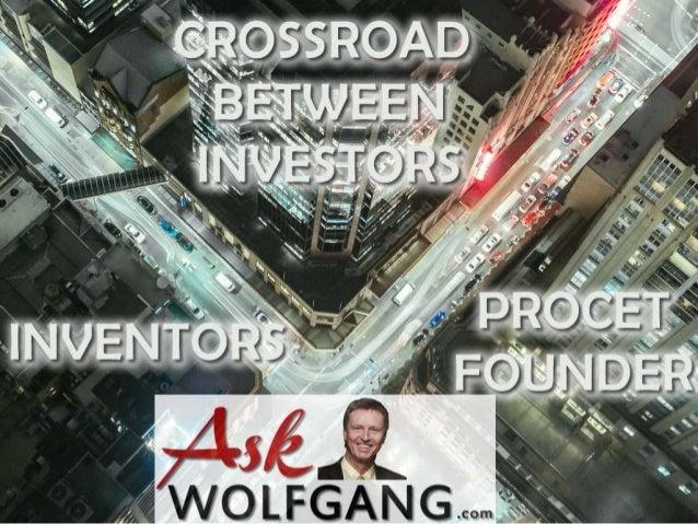What do Investors Want Slide 3