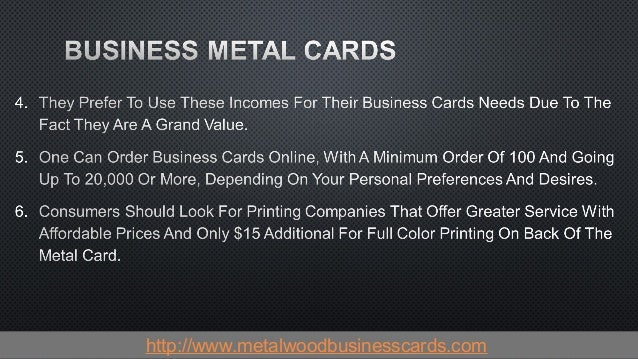 What do you know about the metal business cards httpmetalwoodbusinesscards reheart Choice Image