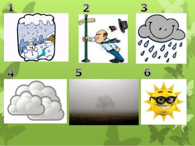 Whatever the weather Slide 2