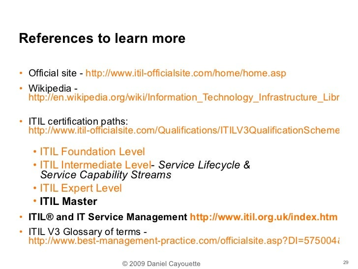 What Every Project Manager Should Know About Itil