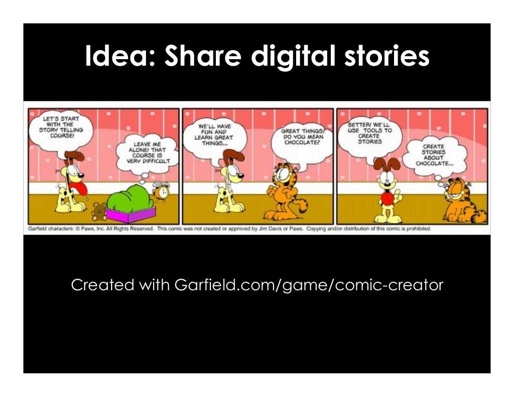 garfield comic creator