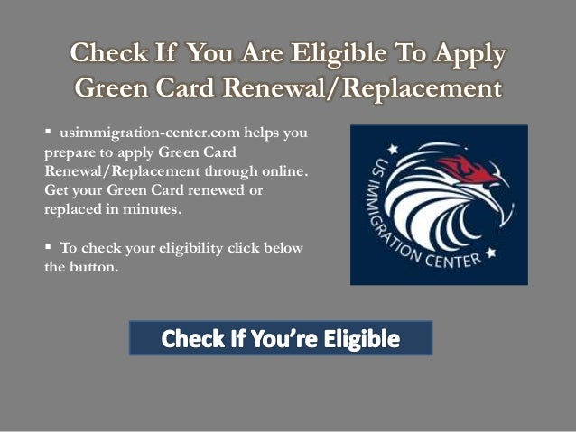 permanent resident renewal application guide