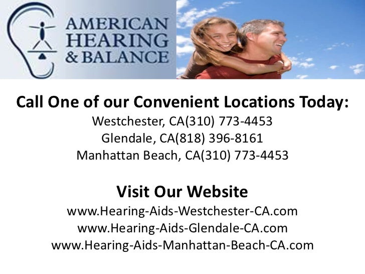 Call One of our Convenient Locations Today:         Westchester, CA(310) 773-4453          Glendale, CA(818) 396-8161     ...