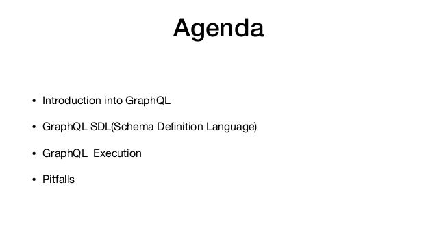 What/How to do with GraphQL? - Valentyn Ostakh (ENG) | Ruby Meditation 27 Slide 3