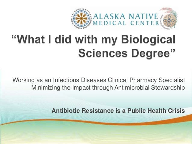 Working as an Infectious Diseases Clinical Pharmacy Specialist Minimizing the Impact through Antimicrobial Stewardship  An...