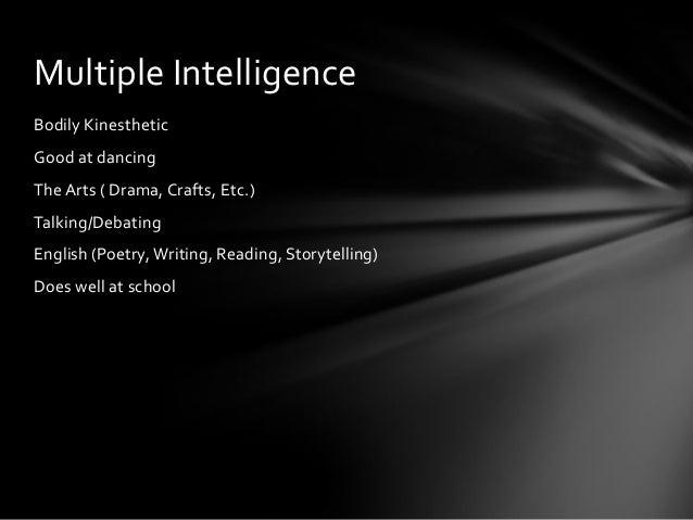 What i like Slide 3