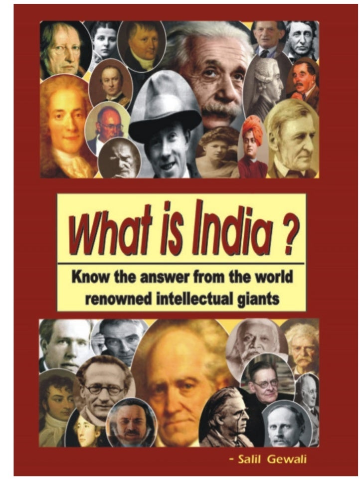 What is india ? complete