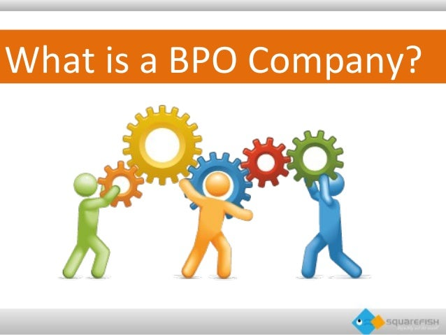 What is a BPO Company?