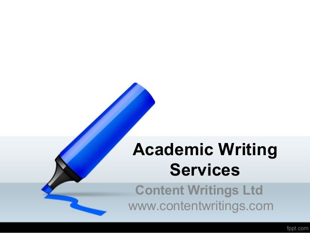 Academic Writing    Services Content Writings Ltdwww.contentwritings.com
