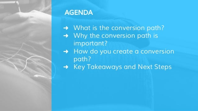 How To Define A Conversion Path Slide 3