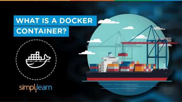 Why Docker Container? Standard Machine Bins/Libs App A App CApp B Host OS Infrastructure