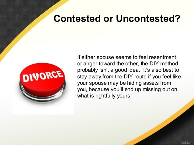 What is a do it yourself divorce and easy do it yourself divorce 6 solutioingenieria Image collections