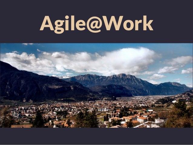 Agile@Work