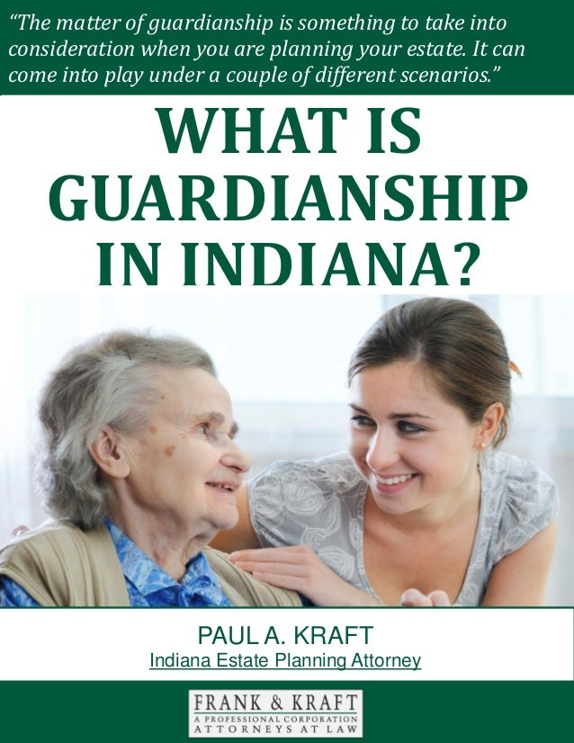 courts.IN.gov: Adult Guardianship
