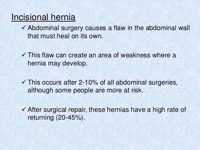 What Is A Hernia By Srota Dawn