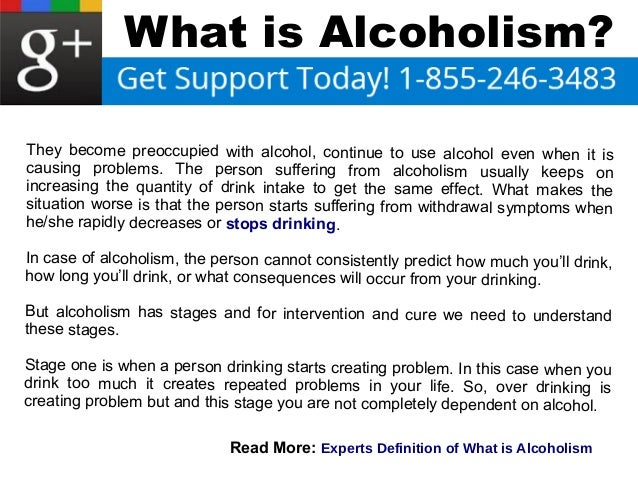 a description of thee behavioral disorder of a person who is suffering from alcoholism Definitions of alcoholism & substance abuse the of eating disorders and alcoholism for the person suffering because one disorder cannot be.