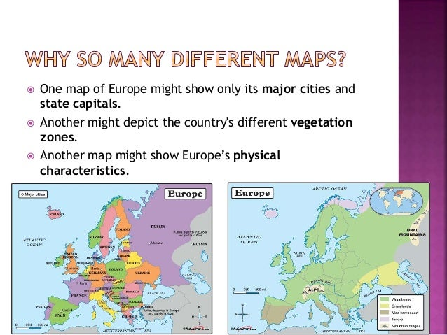 What is a map Introduction to Map Skills Presentation
