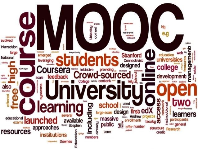 What is a MOOC ?