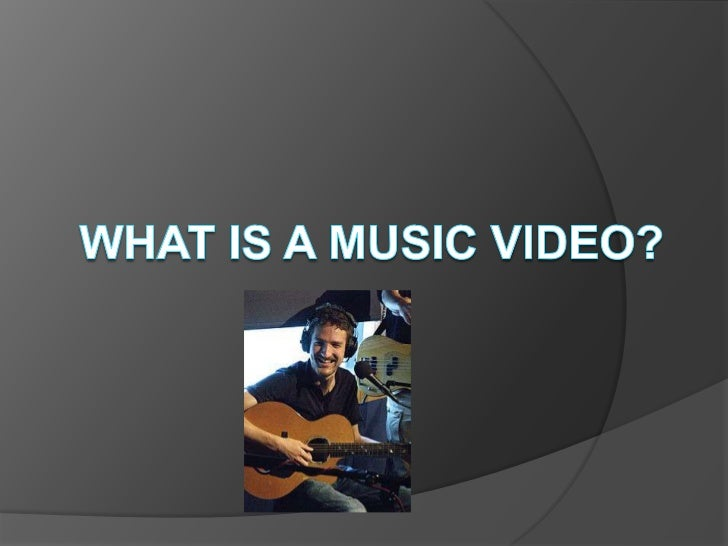 A successful music video   For a music video to be successful, there are a set    of codes and conventions, as well socia...
