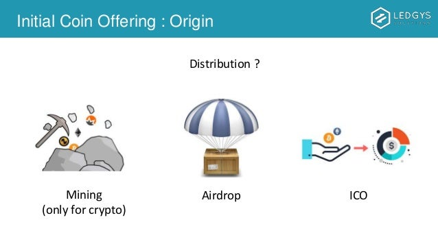 Initial Coin Offering : Origin AirdropMining (only for crypto) ICO Distribution ?