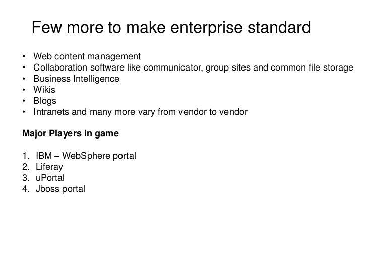 What is a portal/ Java portal/ Enterprise portal ?