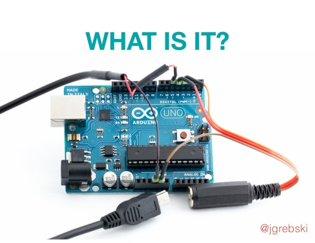 What is arduino - an introduction to understanding the platform Slide 2
