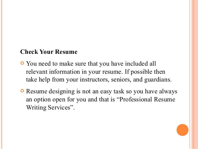 how to make resume cover letter