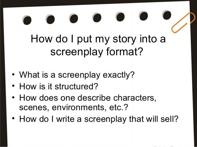 Screenwriting Mentors