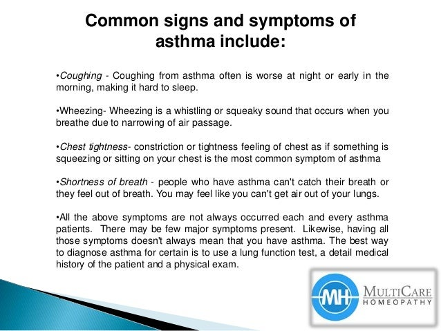 an overview of asthma triggering factors and symptoms Asthma symptoms of asthma may be caused by there are many factors that can play a role diseases and conditions: asthma aaaaiorg -- asthma overview shop by.