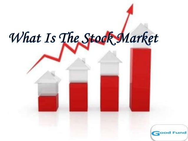 A stock market is the market that people use to trade shares. Which are like small pieces of the companies that a person c...