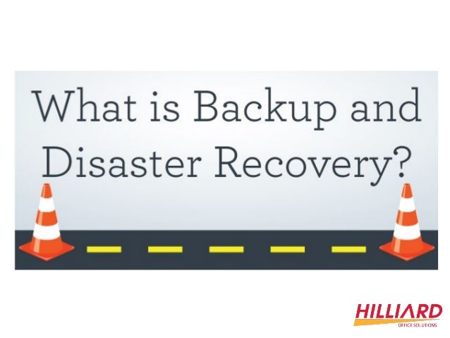 BDR combines data backup and disaster recovery solutions that work cohesively to ensure uptime and maximize productivity. ...
