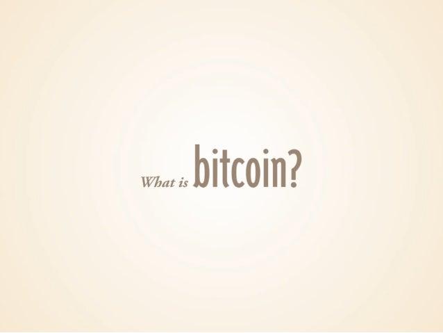 Bitcoin ppt slideshare now : Bat coin 4chan japanese