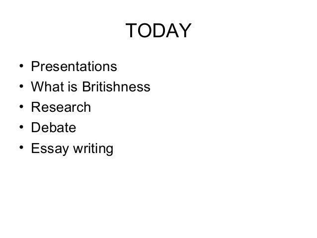 essay on britishness British literature research papers, essays, term papers on british literature  free british literature college papers our writers assist with british literature.