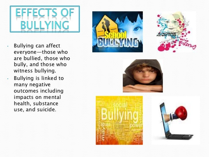 What is bullying Slide 2