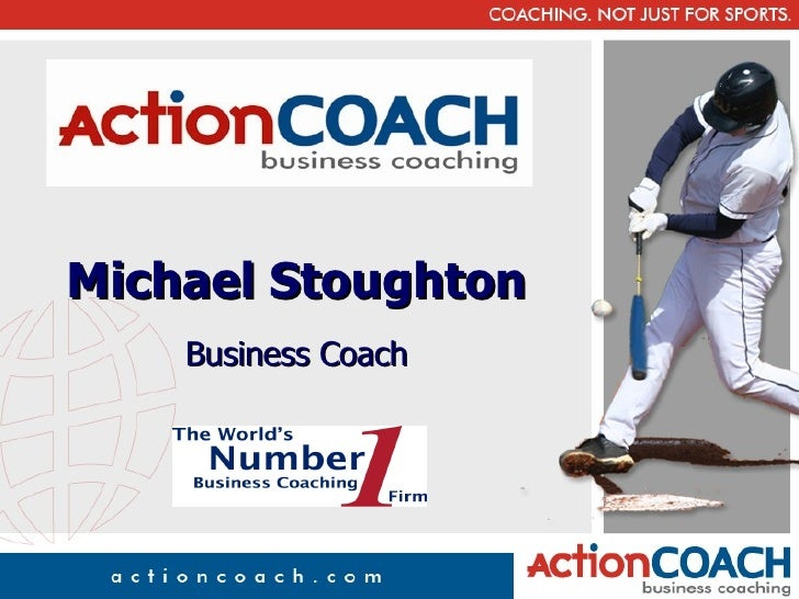 Michael Stoughton Business Coach