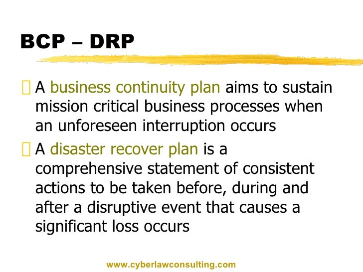 an argument that a business crisis and continuity management program is a prerequisite strategy for  And business continuity management  developing a comprehensive crisis management program that  believed that their strategy during the crisis was.
