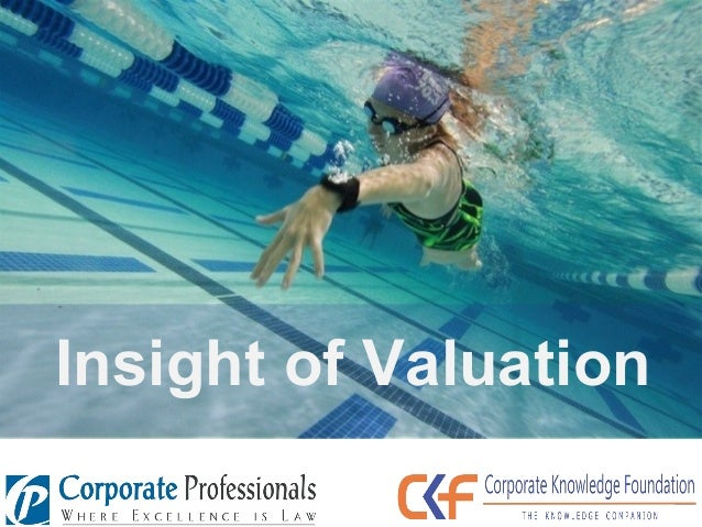 Insight of Valuation