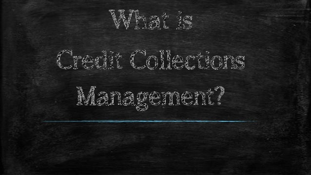 Definition: Credit & Collections Management (CCM) is a suite of integrated business applications thatextend a company's ac...
