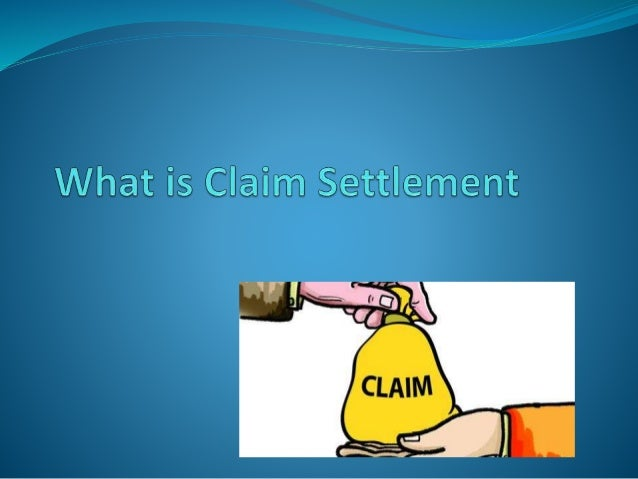 What does Claims mean?  Claims are a formal intimation to the insurance company about the receiving the sum assured as pe...
