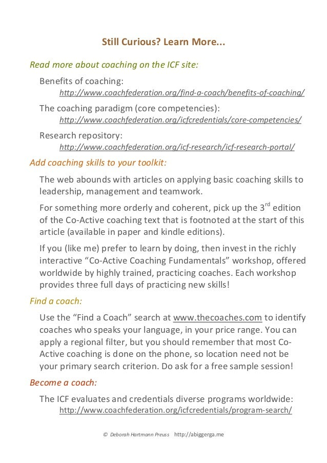 co active coaching 3rd edition pdf