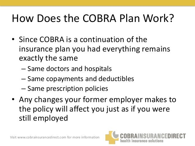 What Is COBRA Insurance?