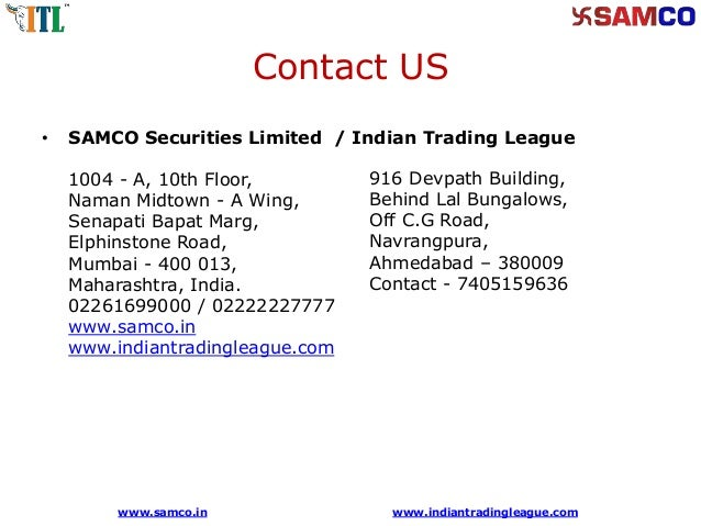 How to Place a Buy Order on the SAMCO NEST Trader ...