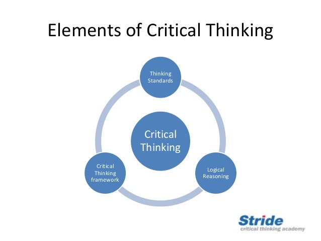Analytical reasoning vs critical thinking