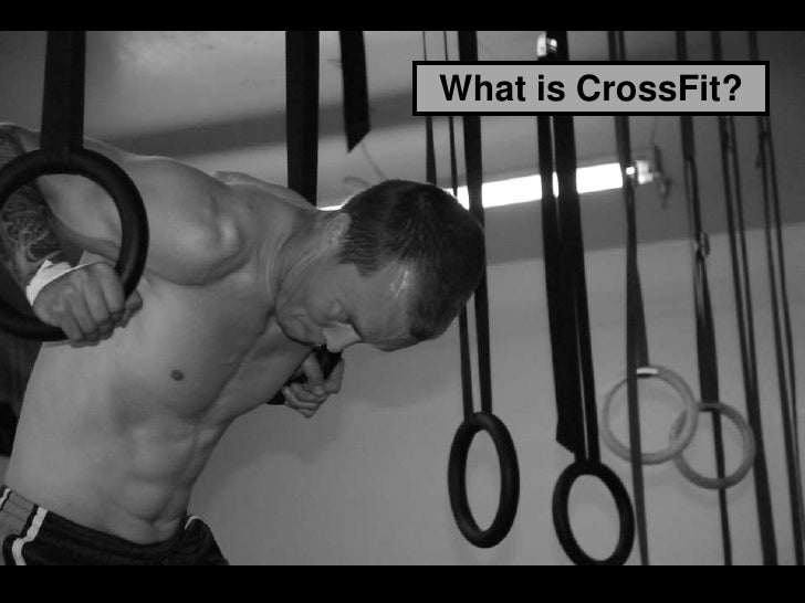 What is CrossFit?<br />
