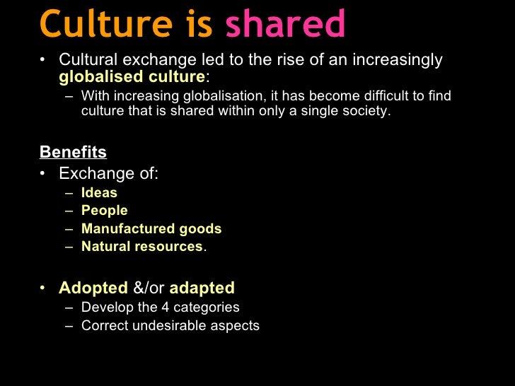 Cultural exchange workshop.